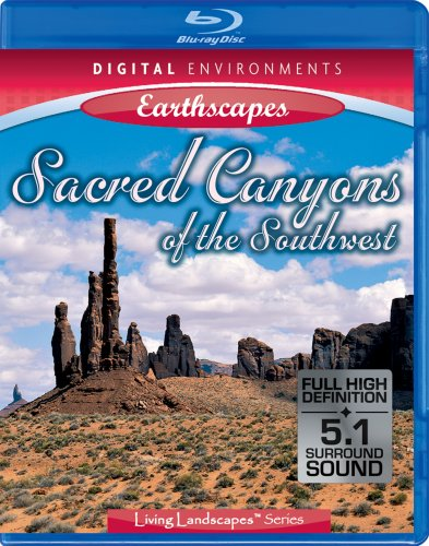Living Landscapes: Sacred Canyons of the American Southwest [Blu-ray]