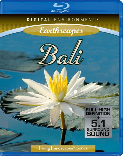Living Landscapes: Bali [Blu-ray]