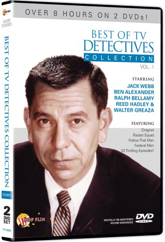 Best of TV Detectives, Vol. 1
