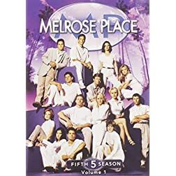 Melrose Place: The Fifth Season, Vol. 1