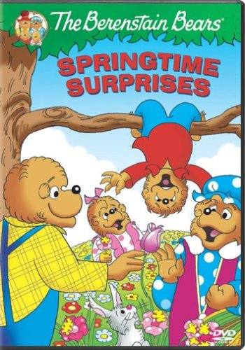 The Berenstain Bears: Springtime Surprises