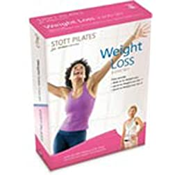 STOTT PILATES: Weight Loss 3 DVD Set