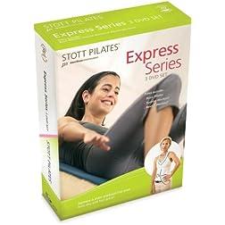 STOTT PILATES: Express Series 3 DVD Set