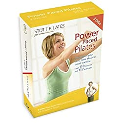 STOTT PILATES: Power Pilates 3 DVD Set