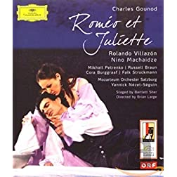 Gounod: Romeo et Juliette - Mozarteum Orchester Salzburg [Blu-ray]