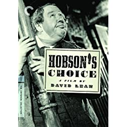 Hobson's Choice - Criterion Collection