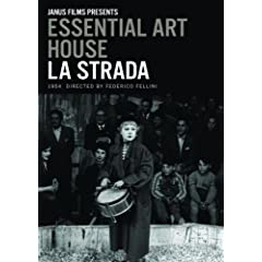 La Strada (1954) - Essential Art House