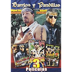 Barrios Y Pandillas