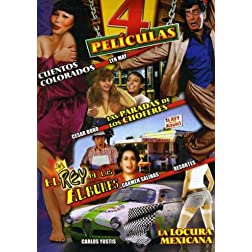4 Classic Sexy Comedies