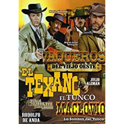 Vaqueros Del Veijo Oeste