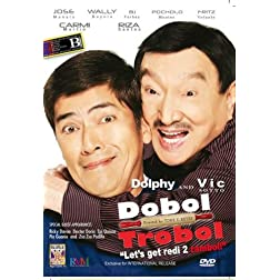 Dobol Trobol - Philippines Filipino Tagalog DVD Movie