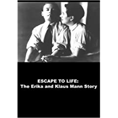 Escape to Life: The Erika and Klaus Mann Story (Institutional Use)