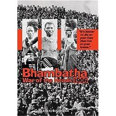 Bhambatha - War of the Heads 1906