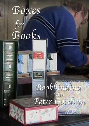 BOXES FOR BOOKS  DVD - Goodwin
