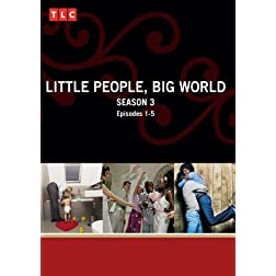 Little People, Big World Season 3: Episodes 1-5