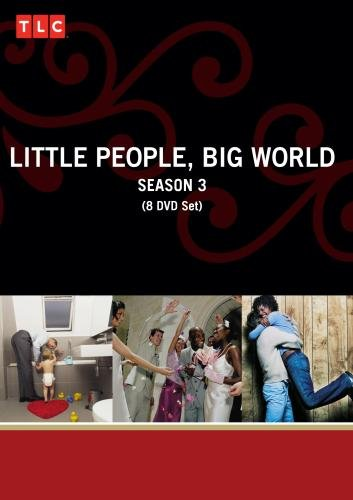 Little People, Big World Season 3 (8 DVD Set)