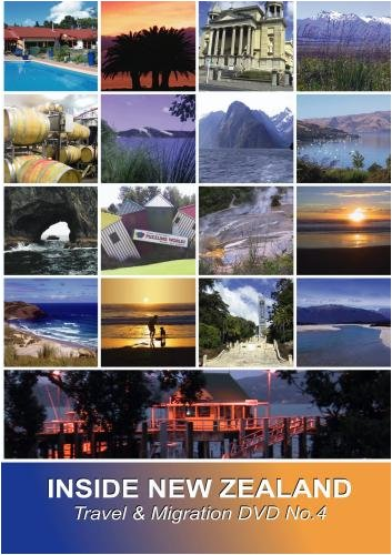 Inside New Zealand Travel & Migration DVD No. 4