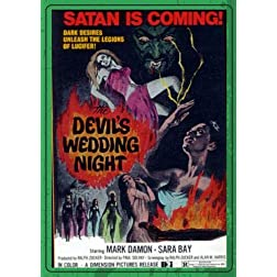 DEVIL'S WEDDING NIGHT