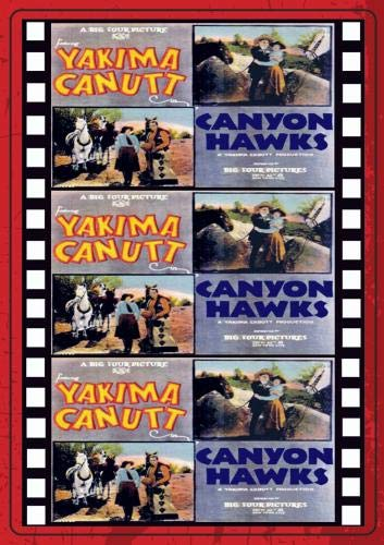 CANYON HAWKS
