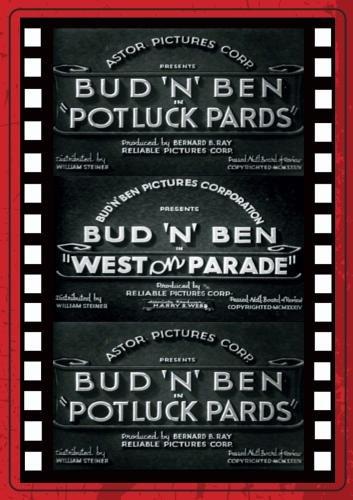 POTLUCK PARDS