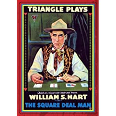 THE SQUARE DEAL MAN