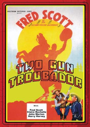 TWO GUN TROUBADOR