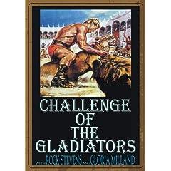 CHALLENGE OF THE GLADIATOR