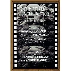 SCHWEITZER, JUNGLE DOCTOR
