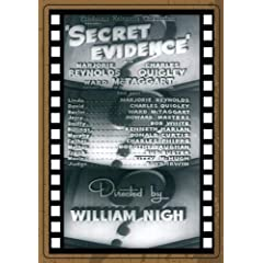 SECRET EVIDENCE