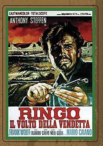 RINGO, THE FACE OF REVENGE