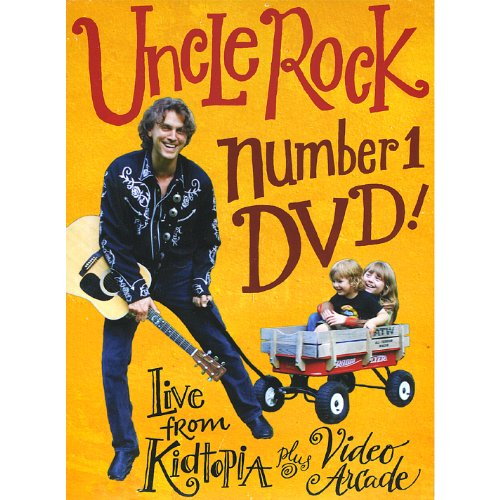Uncle Rock: Number 1 DVD - Live from Kidtopia plus Video Arcade