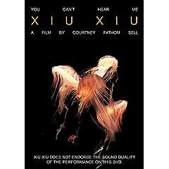 Xiu Xiu - You Can't Hear Me