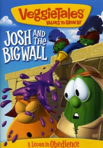 Josh and the Big Wall