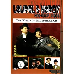 Laurel & Hardy No. 1