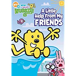 Wow! Wow! Wubbzy!: A Little Help from My Friends