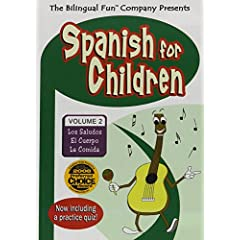 Bilingual Fun Spanish For Children Vol. 2