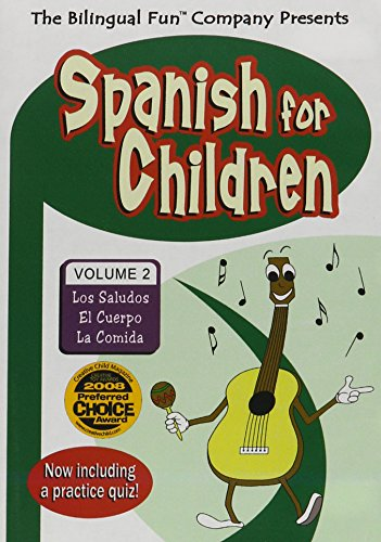 Bilingual Fun Spanish For Children Vol. 2