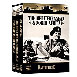 The War File: Battlefield - North Africa