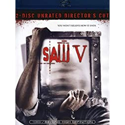 Saw V [Blu-ray]