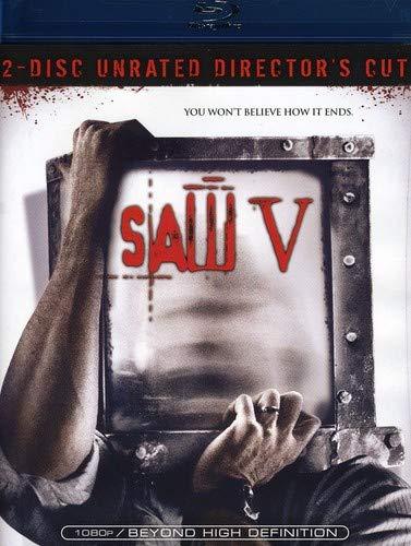 Saw V [Blu-ray]
