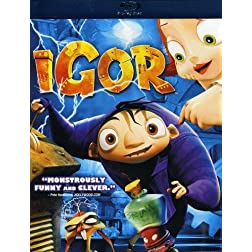 Igor [Blu-ray]