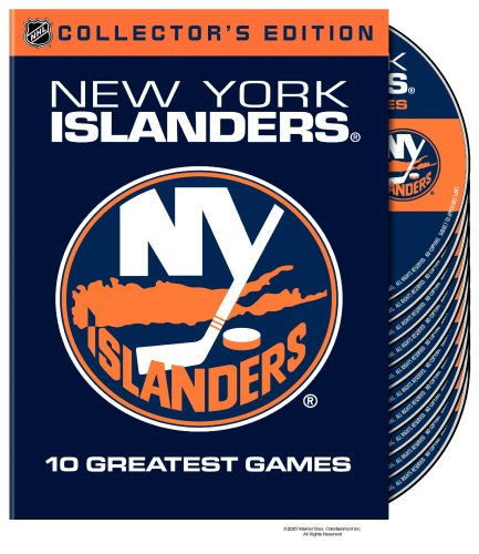 NHL: New York Islanders 10 Greatests Games