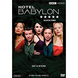 Hotel Babylon: Season 3
