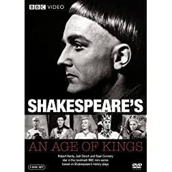 Shakespeare's An Age of Kings (Richard II / Henry IV / Henry V / Henry VI / Richard III)
