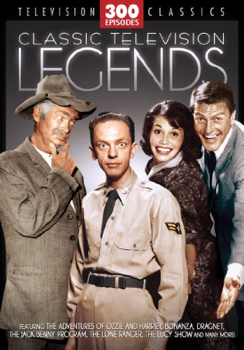 Classic Television Legends - 300 Episodes