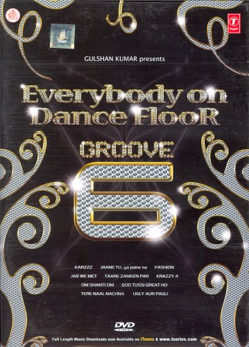Everybody on Dance Floor Groove 6 (DVD)