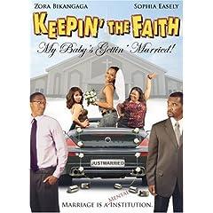 Keepin the Faith: My Baby's Gettin Married (Ws)