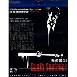 Death Sentence (Unrated) [Blu-ray]
