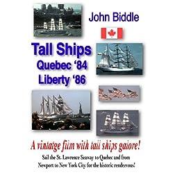 Tall Ships 1984 - 1986