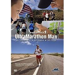 Ultramarathon Man: 50 Marathons - 50 States - 50 Days